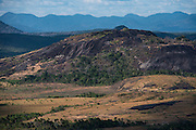 Granite Outcrop<br /> Savanna <br /> South Rupununi<br /> GUYANA<br /> South America