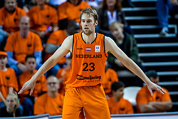 24-11-2017 NED: WC qualification Netherlands - Croatia, Almere<br /> First Round - Group D at the arena Topsportcentrum / Henk Norel #23 of Netherlands