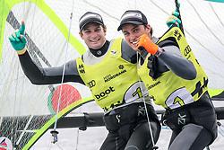 , Kiel - Kieler Woche 17. - 25.06.2017, 49er - AUS 91 - David GILMOUR - Joel TURNER - Royal Freshwater Bay Yacht Club