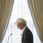 Christine Lagarde, Managing Director of the IMF, delivered public remarks at the Willard Intercontinental Hotel, on Wednesday, September 30, 2015.  For the Council of Americas