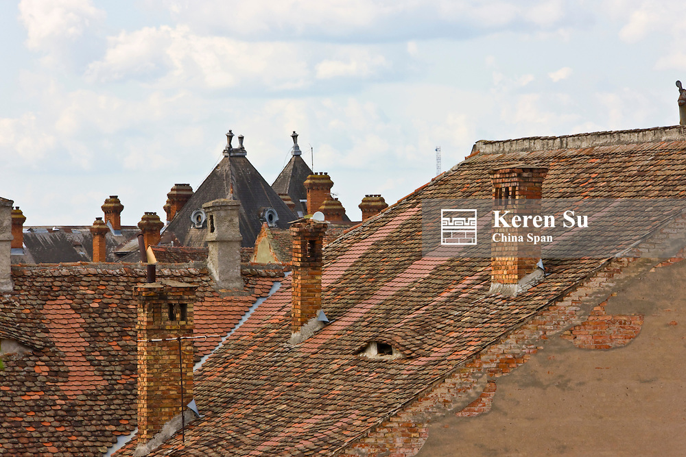 Roof, Sibiu, Romania