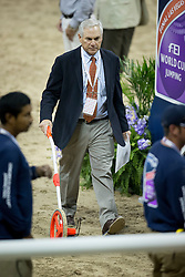 Anthony D'Ambrosio, (USA) <br />  Longines FEI World Cup™ Jumping Final Las Vegas 2015<br />  © Hippo Foto - Dirk Caremans<br /> Final III round 2 - 19/04/15