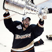 NHL Ducks Stanley Cup Playoffs Action