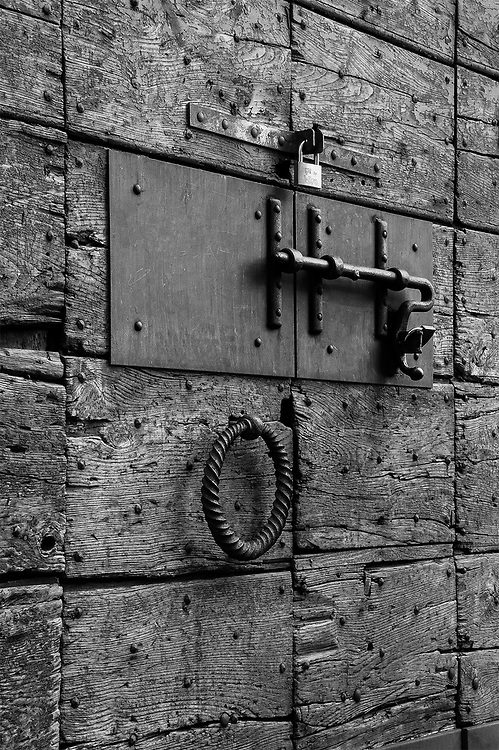 Locked Out, Rome, Italy