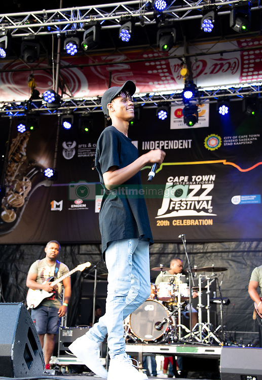 Cape Town International Jazz Fest 2019 - Greenmarket Square 27 Mar 2019