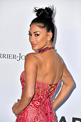 Nicole Scherzinger attends the 2018 amfAR Gala on May 17, 2018 in Cap D'Antibes, France. Photo by Lionel Hahn/ABACAPRESS.COM