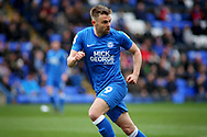Peterborough Utd forward Matthew Godden (9) during the EFL Sky Bet League 1 match between Peterborough United and Coventry City at London Road, Peterborough, England on 16 March 2019.