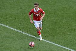 Bristol City's Joe Bryan - Photo mandatory by-line: Alex James/JMP - Mobile: 07966 386802 - 25/01/2015 - SPORT - Football - Bristol - Ashton Gate - Bristol City v West Ham United - FA Cup Fourth Round