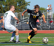 Central Bucks West @ Pennridge Boys Soccer