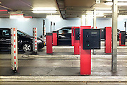 Nederland, Nijmegen, 14-10-2013Parkeergarage Kelfkensbos. Voor veel gemeenten is het parkeergeld een grote inkomstenbron. De inkomsten uit parkeergarages blijken tegen te vallen.Foto: Flip Franssen/Hollandse Hoogte