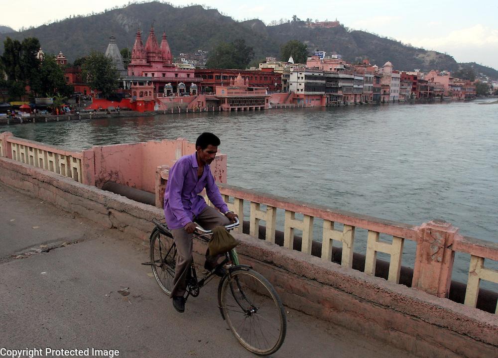 Haridwar, India.<br /> Photo by Shmuel Thaler <br /> shmuel_thaler@yahoo.com www.shmuelthaler.com