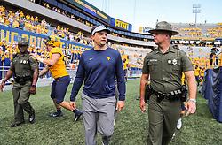 Sep 14, 2019; Morgantown, WV, USA;  at Mountaineer Field at Milan Puskar Stadium. Mandatory Credit: Ben Queen-USA TODAY Sports