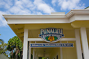 Punaluu Bake Shop, Naalehu, Big Island of Hawaii