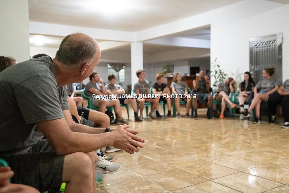 Bryan Ott <br /> <br /> St Joe mission trip to Belize 2019. JAMES GILBERT PHOTO 2019