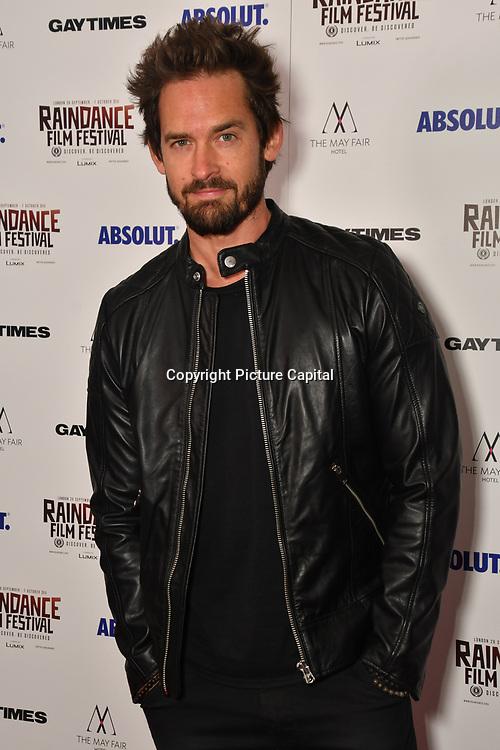 Will Kemp attends Raindance Film Festival Gay Times Gala screening - George Michael: Freedom (The Director's Cut) London, UK. 4th October 2018.