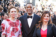 WILL SMITH- Opening Gala Red Carpet Arrivals, The 70th Annual Cannes Film Festival. <br /> <br /> RED CARPET 'THE GHOSTS OF ISMAEL' AND OPENING CEREMONY<br /> ©Exclusivepix Media