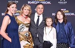Marvel's 'Thor: Ragnarok' World Premiere held at the El Capitan Theatre. 10 Oct 2017 Pictured: Mark Ruffalo. Photo credit: O'Connor/AFF-USA.com / MEGA TheMegaAgency.com +1 888 505 6342