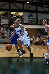 20 June 2009: Rachel Noll.  Illinois Basketball Coaches Association 1A-2A Girls All Star game.