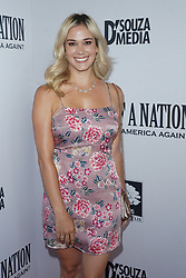 Lauren Compton at Death Of A Nation Los Angeles Premiere held at Regal L.A. Live: A Barco Innovation Center on July 31, 2018 in Los Angeles, California, United States (Photo by Jc Olivera for Jade Umbrella)