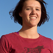 Molly Adams is running her first half marathon on March 16th. (Jason A. Frizzelle)