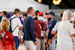Fredricson Peder, SWE, Baryard-Johnsson Malin, SWE<br /> Olympic Games Tokyo 2021<br /> © Hippo Foto - Dirk Caremans<br /> 07/08/2021
