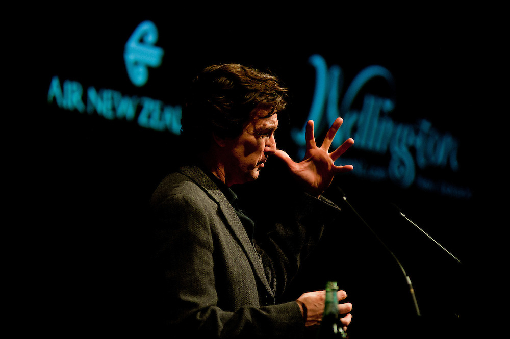 Opening ceremony at the beginning of the Society of American Travel Writers conference, Wellington Town Hall. Tuesday November 8, 2011...Photo by Mark Tantrum   www.marktantrum.com