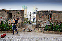 Chine, Macao, la forteresse // China, Macau, Mount Fortress