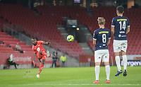 Fotball, 29. august 2020, Eliteserien, Brann-Strømsgodset - Gilbert Koomson