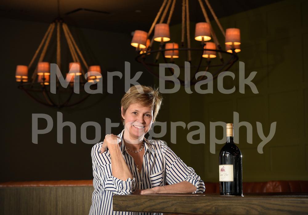 Stolp Island Social restaurant owner Amy Morton on Wednesday, Nov. 20, 2019 in Aurora, Ill.