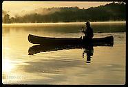 01: MISCELLANY CANOE, SUNRISE, WOODS