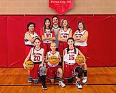 '21 Basketball Girls