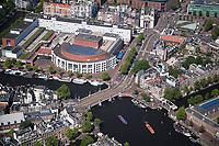 AMSTERDAM - Stadhuis, Stopera, Nationale Opera , Ballet,   Centrum Amsterdam    COPYRIGHT  KOEN SUYK