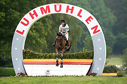 Crisp Tom (GBR) - Coolys Luxury <br /> Cross Country <br /> CCI4*  Luhmuhlen 2014 <br /> © Hippo Foto - Jon Stroud