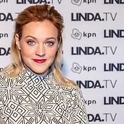 NLD/Amsterdam/20151026 - Lancering Linda TV, Loes Haverkort