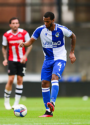 Abu Ogogo of Bristol Rovers - Mandatory by-line: Dougie Allward/JMP - 15/08/2020 - FOOTBALL - Memorial Stadium - Bristol, England - Bristol Rovers v Exeter City - Pre-season friendly