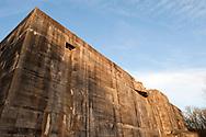 The Blockhaus at Eperlecques, former German V1 flying bomb and V2 rocket launch site, Pas-de-Calais, France © Rudolf Abraham
