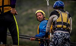 26-05-2016 SPA: BvdGF WeBike2ChangeDiabetes Challenge, Perarrua<br /> Dag 6  Castejon de Sos – Perarrua /  Vanaf Castejon de Sos naar het hoogste punt van deze week. We fietsen dan tot 2.090 hoogtemeters vanaf het hotel dat op 800 hoogtemeters ligt. Een transfer brengt ons naar Campo. In Campo hebben we een alternatief laatste stukje door per raft de kolkende rivier af te dalen naar Perarrua / Xander