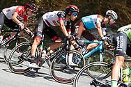 Fabio Aru (ITA - UAE Team Emirates) , during the UCI World Tour, Tour of Spain (Vuelta) 2018, Stage 7, Puerto Lumbreras - Pozo Alcon 185,7 km in Spain, on August 31th, 2018 - Photo Luis Angel Gomez / BettiniPhoto / ProSportsImages / DPPI