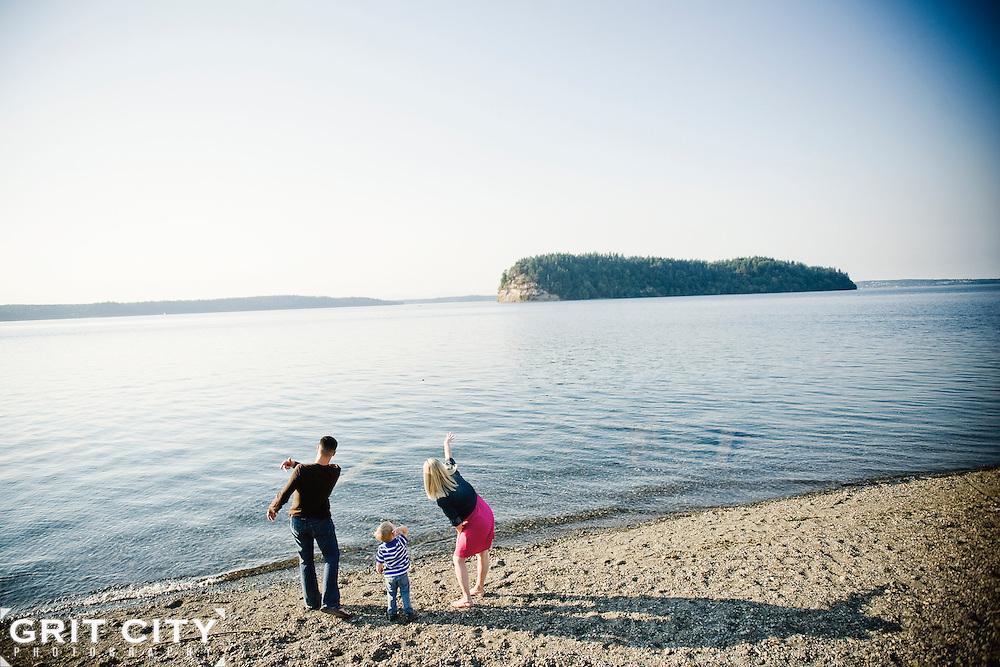 Grit City Photography | Tacoma baby photographer