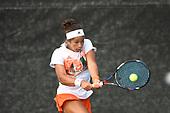 2/1/19 Women's Tennis  vs Baylor