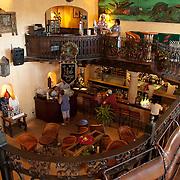 A restaurant in San Jose, Mexico.