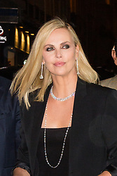 Charlize Theron arriving at Fast and Furious 8 Paris premiere at Le Grand Rex in Paris, France on April 05, 2017. Photo by Nasser Berzane/ABACAPRESS.COM