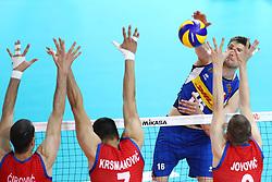 OLEG ANTONOV (ITALIA)<br /> ITALIA - SERBIA<br /> PALLAVOLO VNL VOLLEYBALL NATIONS LEAGUE 2019<br /> MILANO 21-06-2019<br /> FOTO GALBIATI - RUBIN