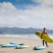 kane surf school matarangi