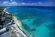 west shoreline of Grand Turk Island<br /> by Cockburn Town, <br /> Turks & Caicos Islands<br /> ( Western Atlantic Ocean )