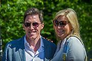 Rob Brydon. The Chelsea Flower Show 2014. The Royal Hospital, Chelsea, London, UK