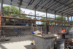 Central High School Bridgeport CT Expansion & Renovate as New. State of CT Project # 015--0174. Progress Submission 08. 28 September 2015