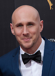 Josh Wingate  attends  2016 Creative Arts Emmy Awards - Day 2 at  Microsoft Theater on September 11th, 2016  in Los Angeles, California.Photo:Tony Lowe/Globephotos