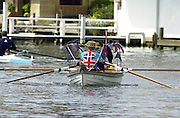 ©  SportsBeat Images  020 8 876 8611<br /> email images@sportsbeat.co.uk<br /> Photo Peter Spurrier<br /> 04/072002<br /> Sport - Rowing- Henley Royal Regatta<br /> 2002_HRR 20020703 Henley Royal Regatta, Henley, Great Britain