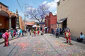 San Miguel de Allende Semana Santa